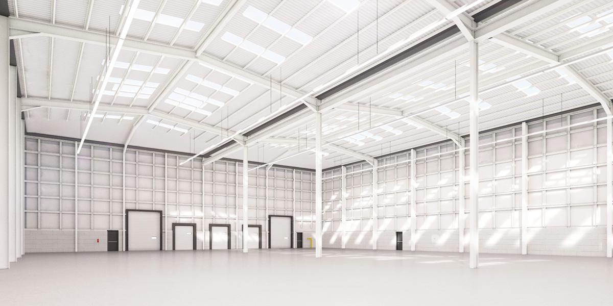 Condor House warehouse at Dublin AirPort Logistics Park