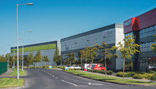 North City Business Park near Dublin Airport Logistics Park