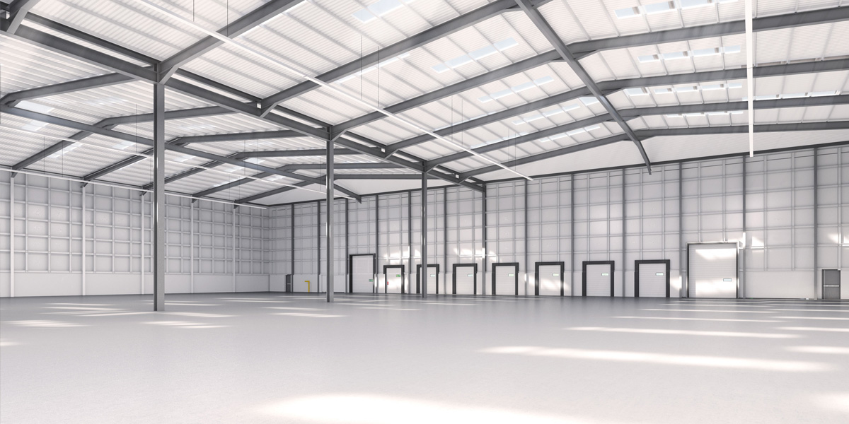 Cardinal House warehouse at Dublin AirPort Logistics Park
