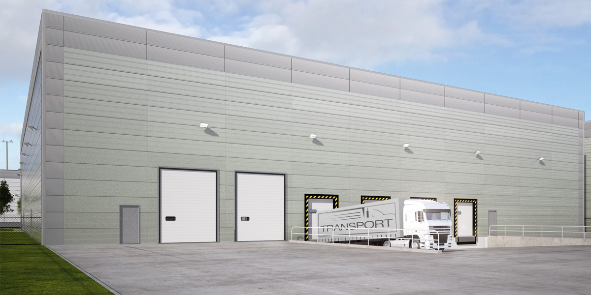 Available yard House warehouse Dublin Airport Logistics Park